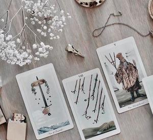 cartas-tarot-con-flores